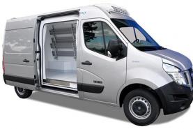 Emplacement Véhicule réfrigérant 12m³/ m3- Camionnette frigorifique