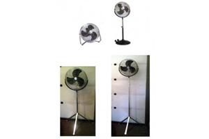 Emplacement Ventilateur de brassage 50 PA-PI - Aération