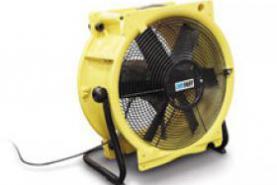 Emplacement Ventilateur - combinaison avec déshumidificateur - Séchage
