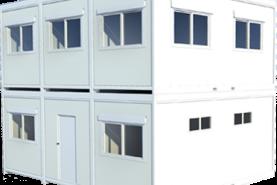Emplacement Ensemble de bungalows modulaire