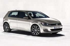 Emplacement Véhicule - Voiture VW – Volkswagen Golf - Voyage - Transport