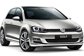 Emplacement Véhicules en leasing ou renting - Voiture compacte diesel - Golf Volkswagen