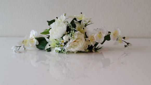 Location Fleurs artificielles - roses, bouquets, orchidées pour vos événements, réceptions, mariages...