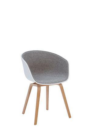 Location Chaise Amagni soft frontpolster - Plusieurs couleurs disponible - Mobilier de bureau