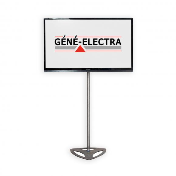 Location Ecran Sharp LED/LCD 60''/152cm - HDMI, USB, etc