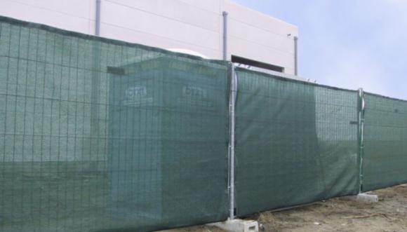 Location Barrières Heras - clôtures temporaires - barrières de chantier