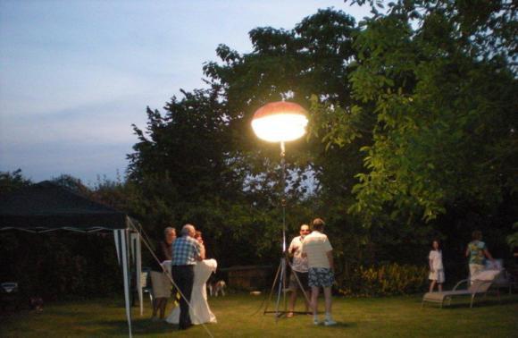 Location Ballons Airstar – Ballons d'éclairage  - éclairage de chantier