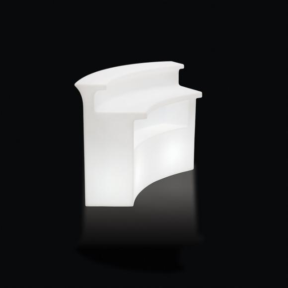 location bar comptoir lumineux led 175 cm louer. Black Bedroom Furniture Sets. Home Design Ideas