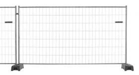 Location Barrières de chantier 2.20m x 3.50m