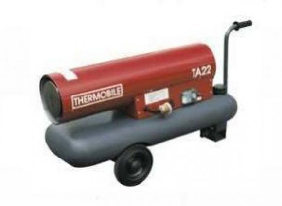 Location Canon thermobile à pulsion directe TA22 - Canon à chaleur
