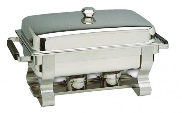 Location chauffe plats chafing dish louer sur rentiteasy for Plat en inox professionnel