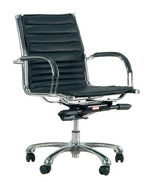 Location chaise lumaro noir mobilier de bureau louer sur rentiteasy - Location mobilier bureau ...