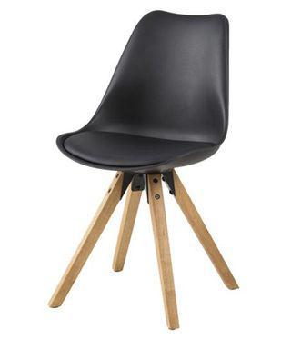 location chaise orso pro noir mobilier louer sur rentiteasy. Black Bedroom Furniture Sets. Home Design Ideas