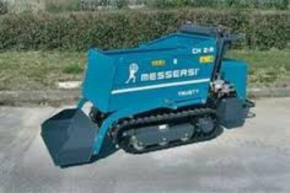 Location Dumper sur chenilles - Manutention - Machines de chantier - Brouette motorisée