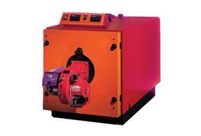 Location Chaudière eau chaude (Fuel - mazout)  350KW