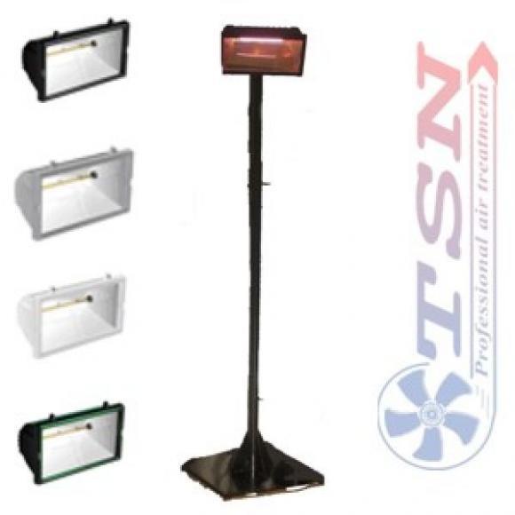 Location Spot chauffant électrique 1300 watts 2201 6amp
