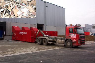 Location Container à bois - Conteneur de transport - Benne 8m³, 10m³, 12m³, 15m³, 20m³, 30m³ & 45m³ en location