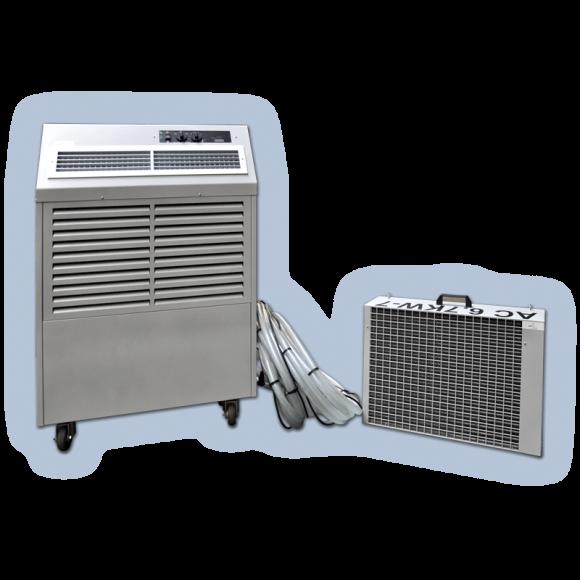 Location Climatisation autonome et portable - Détente directe - Air conditionné