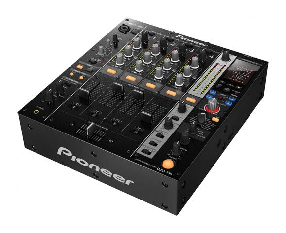 Location Table de mixage Pioneer DJM 750 K