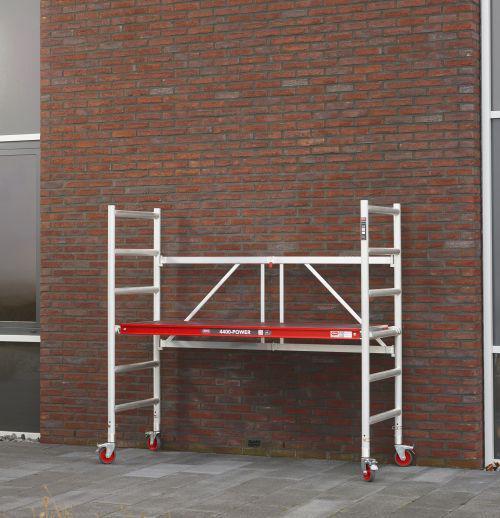 Location chafaudage roulant altrex 3 m tres de hauteur 75cm de largeur louer sur rentiteasy - Location echafaudage roulant ...