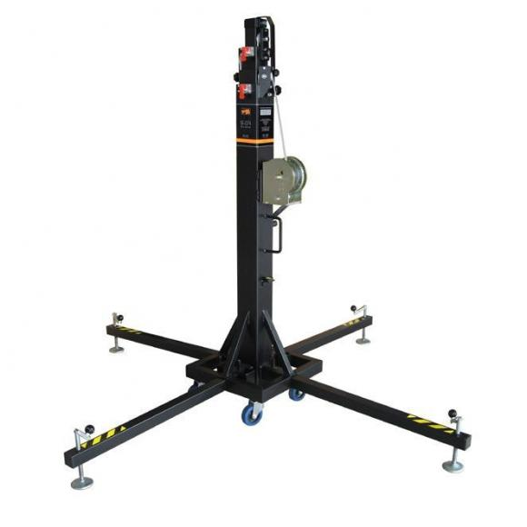 Location Pied de levage VMB TE-074 Pro black (max:230kg - H:5,35m)