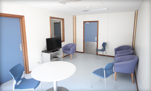 Location Bungalows et containers modulaires toutes tailles superposables pour espaces aménageables provisoires - Modules