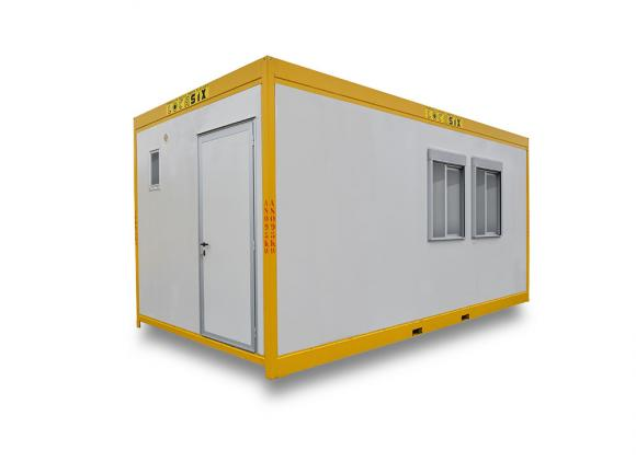 Location container conteneur sanitaire askw 6m 3m for Location container habitable