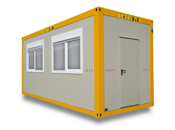 Location containers conteneurs modulaires c 6m for Location container habitable