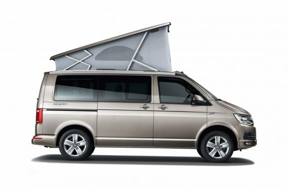 Location Motorhome Volkswagen California