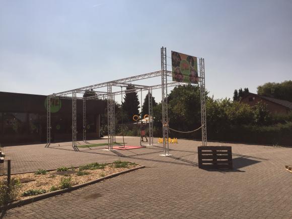 Location Structure Prolyte X30D 2mètres pour scènes, podiums