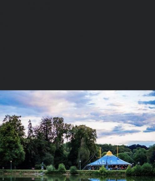Location Chapiteau de cirque - chapiteau rond - tente 380 m² pour événement