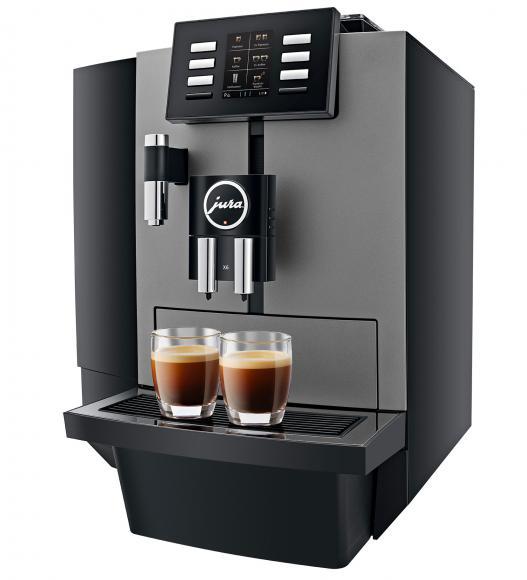 Location Machine à café et thé professionnelle pour les entreprises - Jura X6