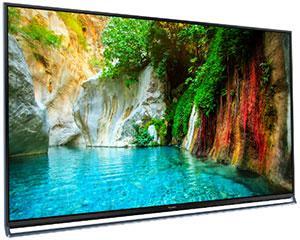 Location Ecran LCD à rétroéclairage led 85