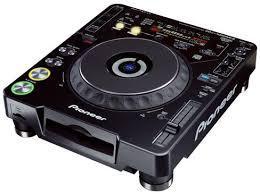 Location Tanle de mixage PIONEER CDJ1000 - Lecteur CD DJ pour sonorisation