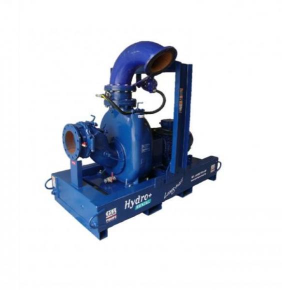 Location Pompe auto-amorçante à moteur électrique GORMAN-RUPP T10A60S-55KW
