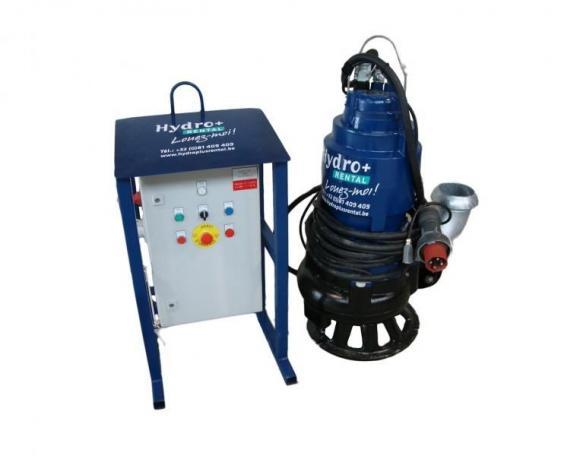 Location Pompe submersible à boues MODY MSP3-150.0-4-22KW