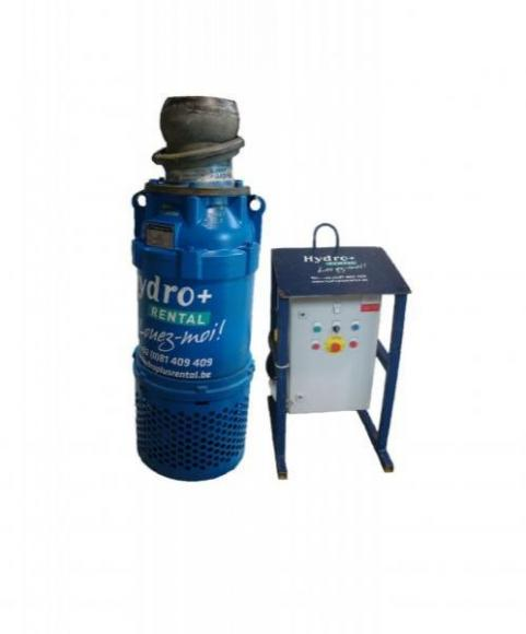 Location Pompe submersible de drainage TSURUMI KRS10-22KW