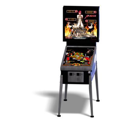 Location Pinball - Flipper - Jeu de bar, café, casino - Animation - Divertissement