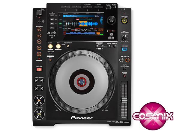 Location Sonorisation - Lecteur - PIONEER CDJ900NXS