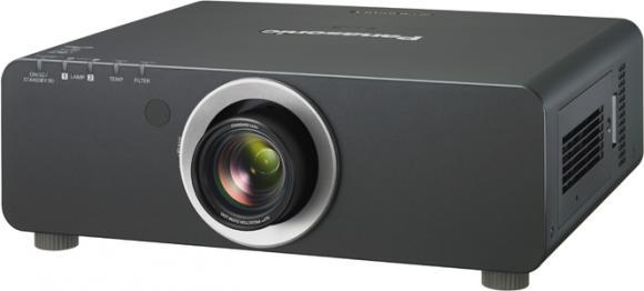 Location Vidéo Projecteur Panasonic PT-DZ770 - 7000 Lumens Full HD - WUXGA + support plafond