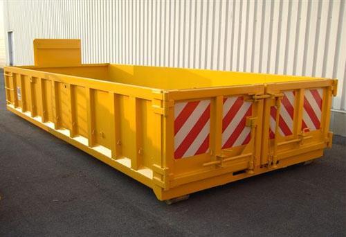Location Container - Conteneur tout-venant - 6m³ 8m³, 10m³, 12m³, 15m³, 20m³, 30m³ &