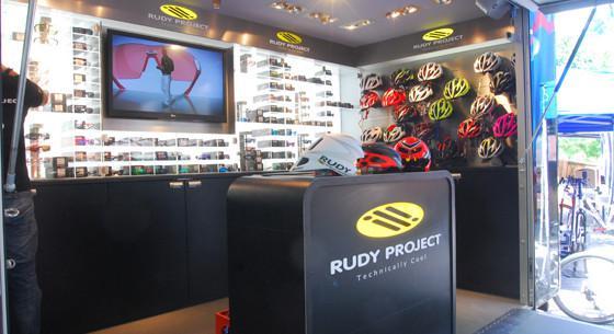 Location Camion showroom - espace de vente et de promotion