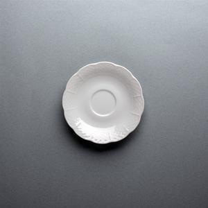 Location Sous-tasse à café 13cm – Nathalie - Vaisselle - Matériel traiteur