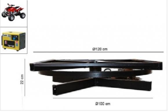 location plateau tournant stand tournant jusqu 39 200 kg. Black Bedroom Furniture Sets. Home Design Ideas