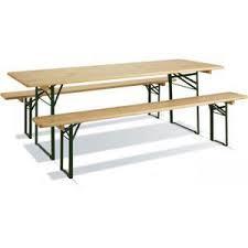 Location Table de brasseur - Table à bière - Bancs - Mobilier événementiel