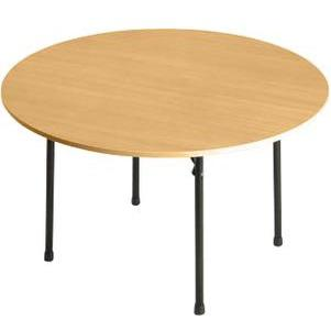 Location Table ronde ø120cm (6 pers) - Mobilier
