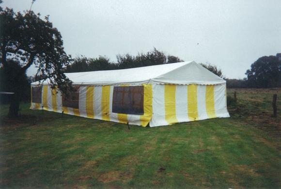 Location Tente 6x15