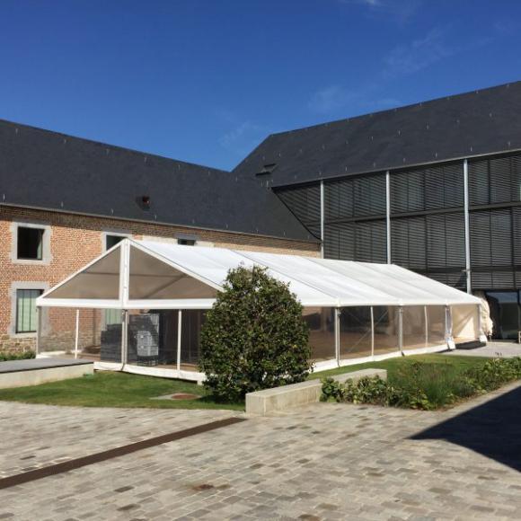 Location Tente 10x20m – 200m² - Chapiteau - Pagode - Tonelle
