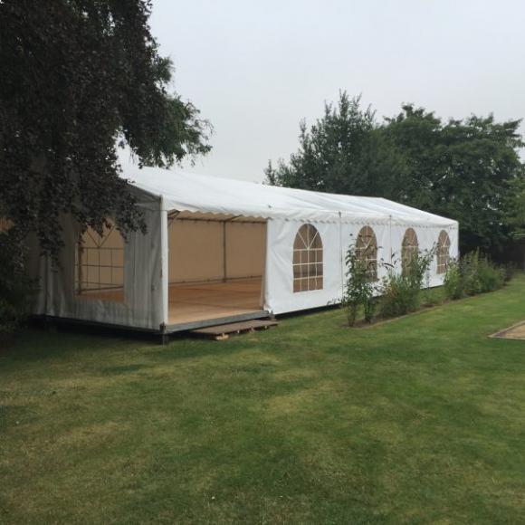 Location Tente de 6x15m – 90m² - Chapiteau - Pagode - Tonelle