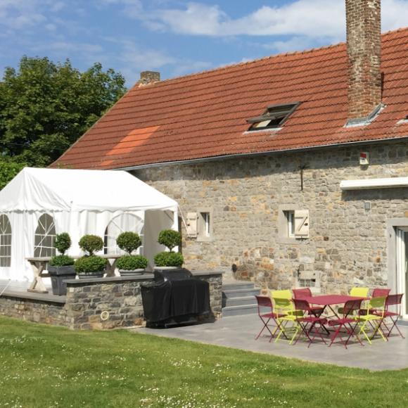 Location Tente de 6x3m – 18m² - Chapiteau - Pagode - Tonelle